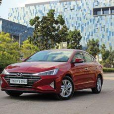 Hyundai Elantra Petrol 2.0 AT Road Test Review