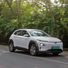 Hyundai Kona Electric Road Test Review