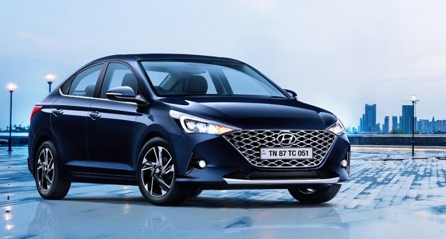 Hyundai Verna BS6