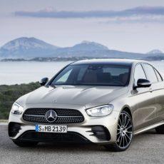 New Mercedes E-Class Brings Executive Upgrades