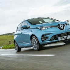 New Third-gen Renault Zoe Electric Car Introduced