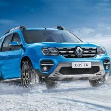Renault Duster Turbo Petrol Incoming