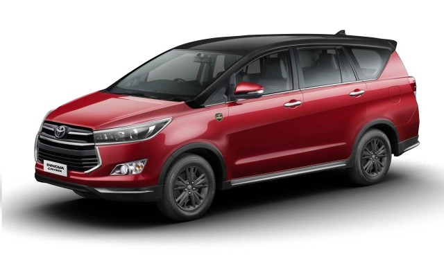Toyota Innova Leadership Edition