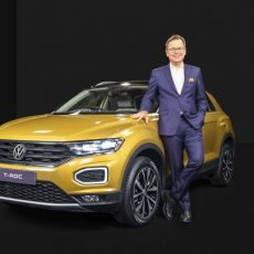 Volkswagen T-Roc Launched