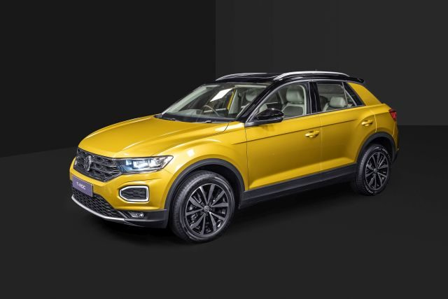 New Volkswagen T-Roc SUV In Good Demand, First Lot Almost Soldout