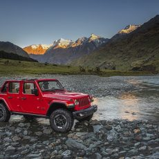 Jeep Wrangler Rubicon Launched in India
