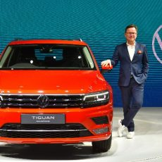 New Volkswagen Tiguan Allspace Seven-Seater SUV Launched