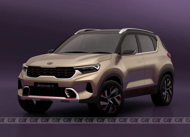 Kia Sonet Compact SUV – 9 Things You Need To Know