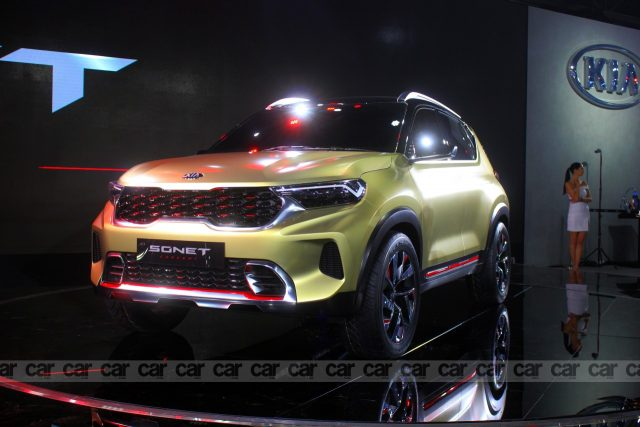 Official: Kia Sonet Compact SUV Launch In August-September