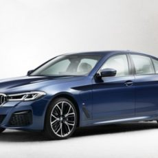 Electrified New 2021 BMW 5 Series Revealed