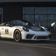 Last 991 Porsche 911 to be Auctioned for Charity in the USA
