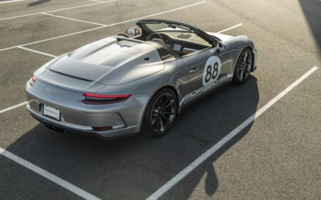 991 Porsche 911 Speedster Auction