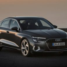 All-new Second Generation Audi A3 Sedan Revealed