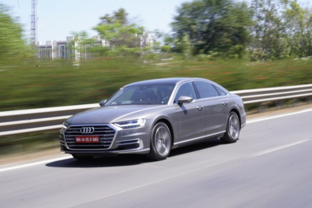 Audi A8 L 55 Tfsi Quattro Road Test Review Ingolstadt Express Car India
