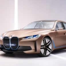 Virtual Premiere for BMW Concept i4