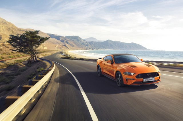 Ford Mustang 56th
