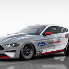 Drag Electric: The Ford Performance Mustang Cobra Jet 1400