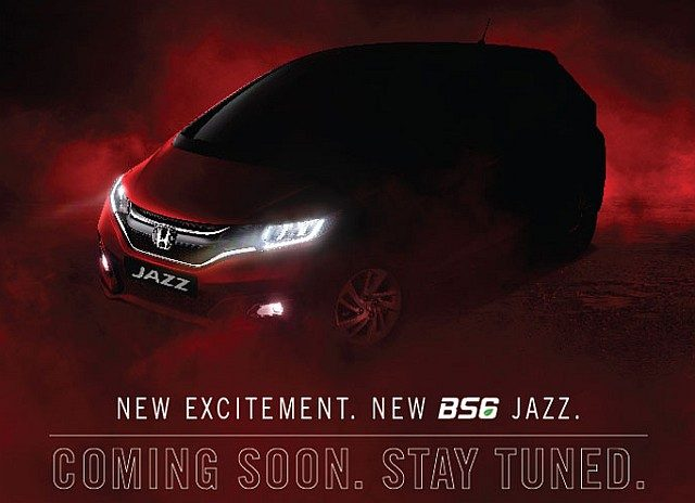 Honda Jazz BS6 WEB