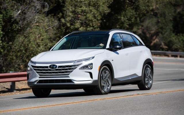 Hyundai FCEV how the Nexo works