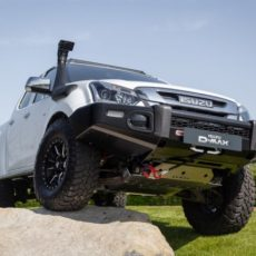 This Isuzu D-Max GO2 Can Be Your Go-to Off-roader