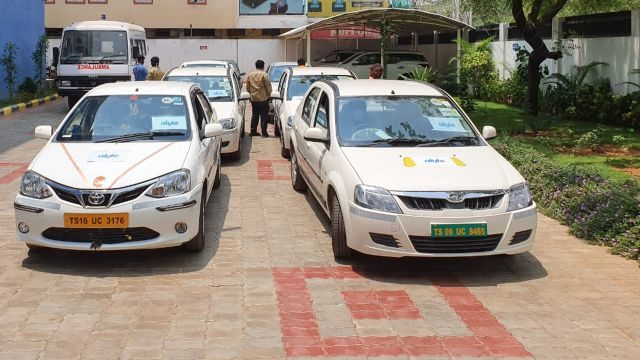 Alyte emergency cab services lockdown
