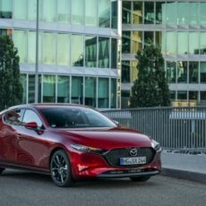 Mazda3 Wins World Car Design of the Year for 2020