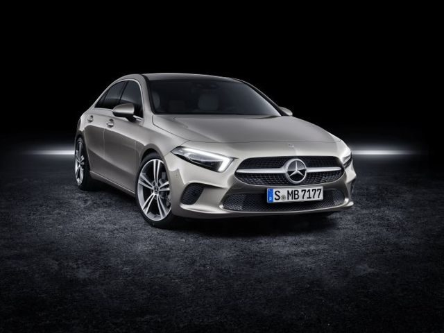 Mercedes-Benz A-Class Is All Set For India
