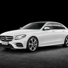 New Mercedes E 350 d Elite Launched in India