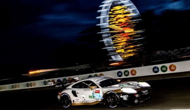 Porsche GT Team Endurance