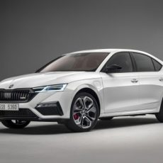 New Skoda Octavia vRS iV Imminent