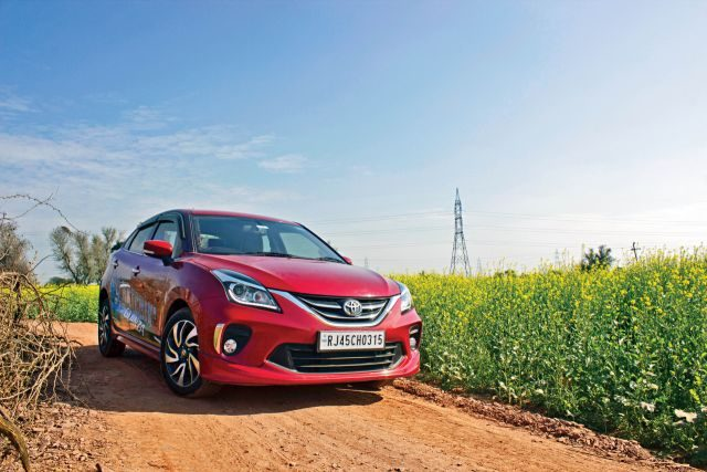 Toyota Glanza to Jaipur – The hatchback of Rajasthan