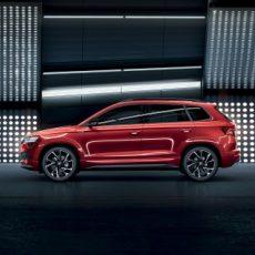 Škoda Karoq TVC is Live, Launch Imminent
