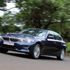 BMW 320d Road Test Review – Cornered