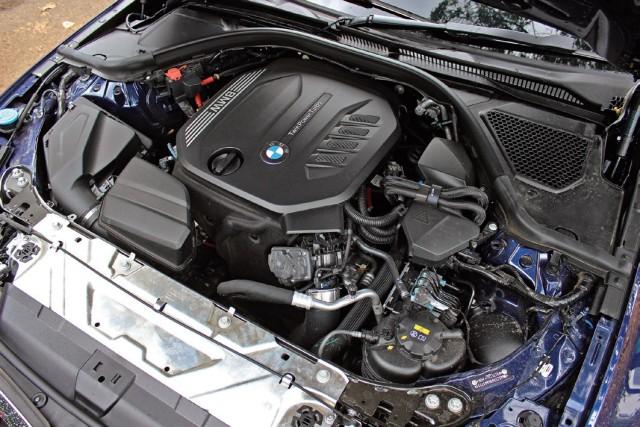 BMW 320d road test