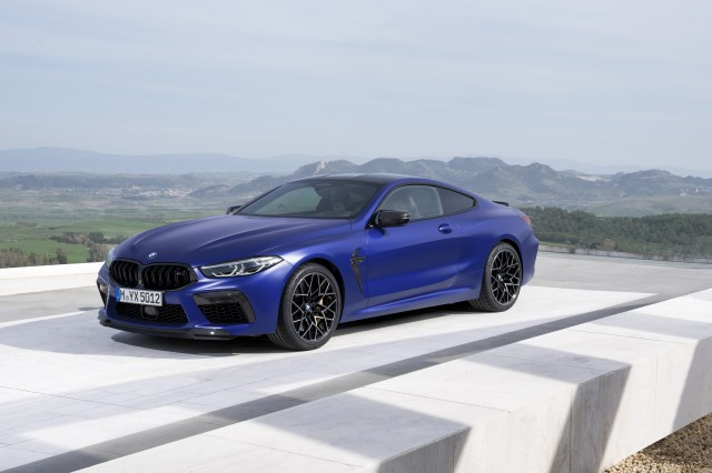 BMW 8 Series M8 Coupe