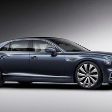 New Bentley Flying Spur Available To Order In India