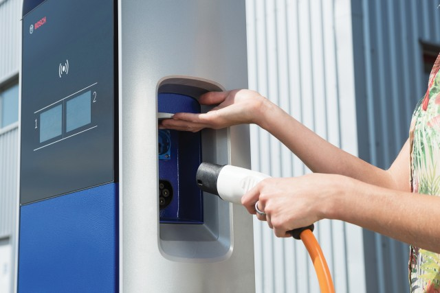 Bosch 2020 Car Convenience Charging