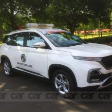 Coronavirus: MG Hector Transformed Into An Ambulance