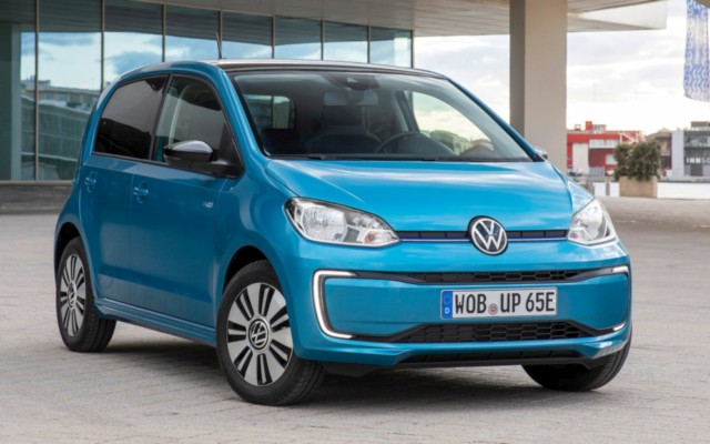 Electric cars India Volkswagen-e-Up!