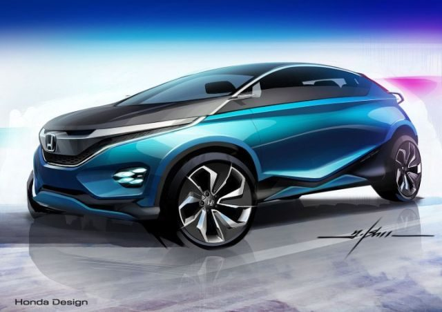 Honda To Launch A Sub-Four Metre SUV, The 'ZR-V' Maybe?