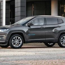 Jeep Compass 4xe Plug-in Hybrid Coming Soon