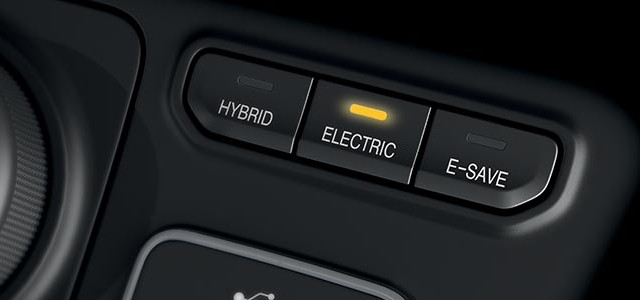 plug-in hybrid Jeep Compass 4xe