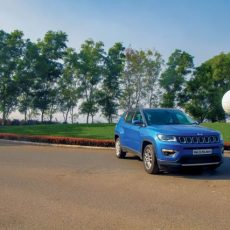 Seven-Seater Jeep Compass in the Works