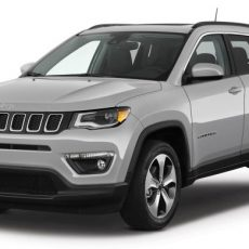 2020 Jeep Compass to be Revealed Soon