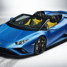 New Lamborghini Huracan Evo RWD Spyder Revealed Virtually