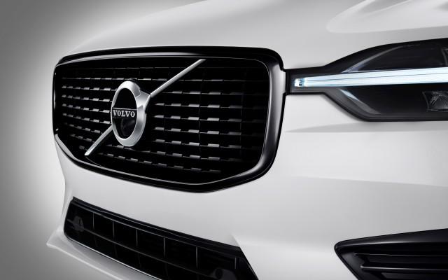 LiDAR in Volvo car