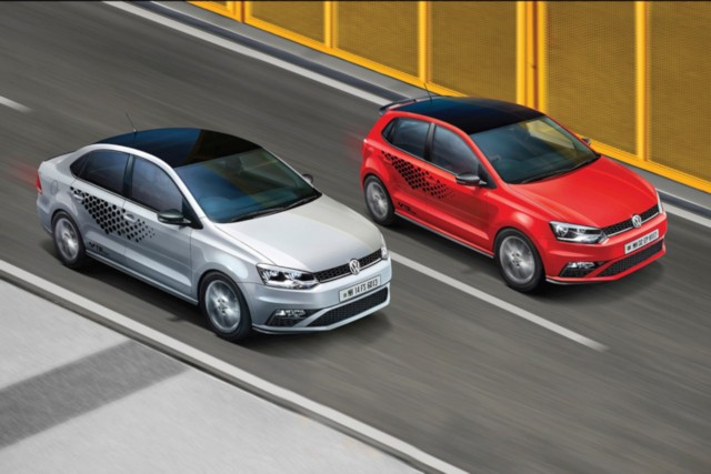 Limited TSI Edition Volkswagen Polo and Vento