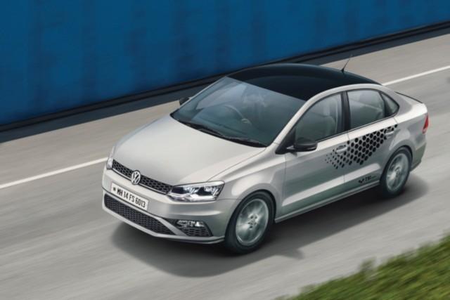 Limited TSI Edition Volkswagen Vento