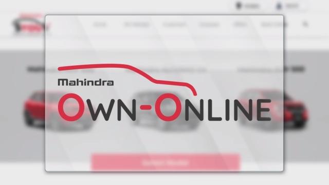 Mahindra Own-Online
