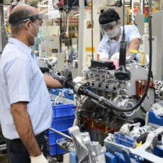 Mahindra Production Resumes Post Lockdown